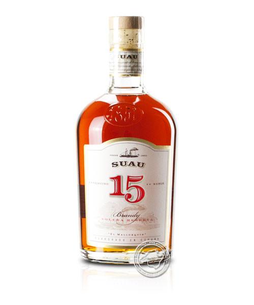 Etiqueta Blanca Brandy 15 Años, 37% vol, 0,7-Flasche