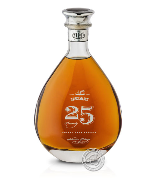 Etiqueta Negra Brandy 25 Años, 37% vol, 0,7-l-Flasche